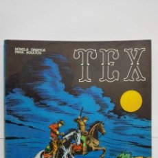 Cómics: TEX Nº 16, LOS VIGILANTES, EDICIONES BURU LAN, 1971. Lote 155378874