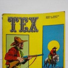 Cómics: TEX Nº 18, CACERIA HUMANA, EDICIONES BURU LAN, 1971. Lote 155379078