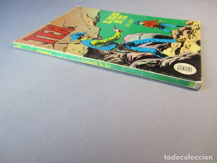 Cómics: TEX (1970, BURU LAN) 35 · 1971 · EL PASADO DE TEX - Foto 3 - 155392946