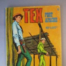 Cómics: TEX (1970, BURU LAN) 26 · 1971 · FORT APACHE. Lote 155395534