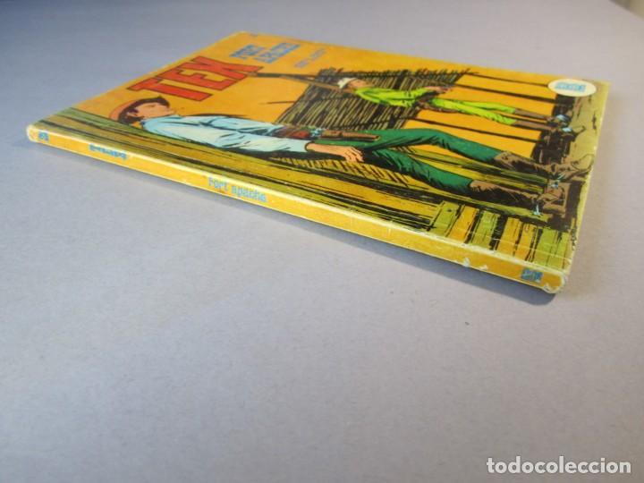 Cómics: TEX (1970, BURU LAN) 26 · 1971 · FORT APACHE - Foto 3 - 155395534
