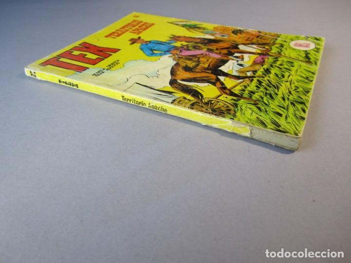 Cómics: TEX (1970, BURU LAN) 23 · 1971 · TERRITORIO APACHE - Foto 3 - 155395790