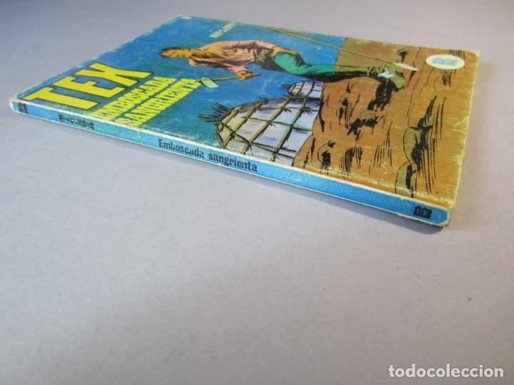 Cómics: TEX (1970, BURU LAN) 22 · 1971 · EMBOSCADA SANGRIENTA - Foto 3 - 155430510