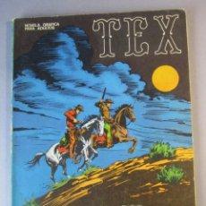 Cómics: TEX (1970, BURU LAN) 16 · 1971 · LOS VIGILANTES. Lote 155431042