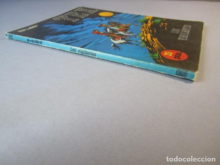 Cómics: TEX (1970, BURU LAN) 16 · 1971 · LOS VIGILANTES - Foto 3 - 155431042