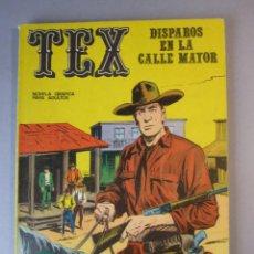 Cómics: TEX (1970, BURU LAN) 15 · 1971 · DISPAROS EN LA CALLE MAYOR. Lote 155431082