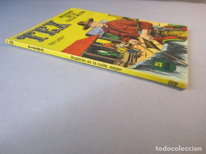 Cómics: TEX (1970, BURU LAN) 15 · 1971 · DISPAROS EN LA CALLE MAYOR - Foto 3 - 155431082