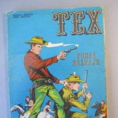 Cómics: TEX (1970, BURU LAN) 14 · 1971 · FURIA SALVAJE. Lote 155431122