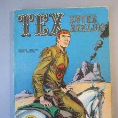 Cómics: TEX (1970, BURU LAN) 12 · 1971 · ENTRE NAVAJOS. Lote 155431382