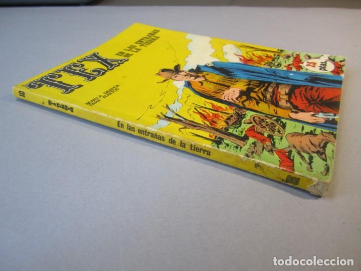 Cómics: TEX (1970, BURU LAN) 10 · 1971 · EN LAS ENTRAÑAS DE LA TIERRA - Foto 3 - 155432090