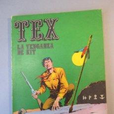 Cómics: TEX (1970, BURU LAN) 9 · 1971 · LA VENGANZA DE KIT. Lote 155432202