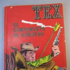 Cómics: TEX (1970, BURU LAN) 8 · 1971 · EL CAMPAMENTO DE RAWATHO. Lote 155432334