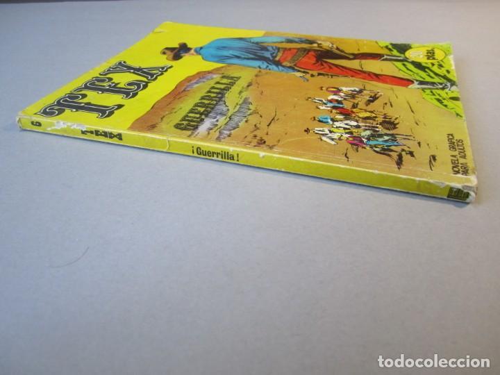 Cómics: TEX (1970, BURU LAN) 6 · 1971 · GUERRILLA - Foto 3 - 155432514