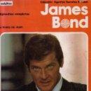 Cómics: JAMES BOND - A TRAVES DEL MURO - BURU LAN 1974 - 120 PAGS.. Lote 155500646