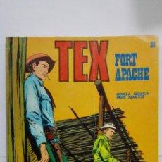 Cómics: TEX Nº 26, FORT APACHE, EDICIONES BURU LAN 1971. Lote 155589046