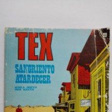 Cómics: TEX Nº 29, SANGRIENTO APARECER, EDICIONES BURU LAN 1971. Lote 155589530
