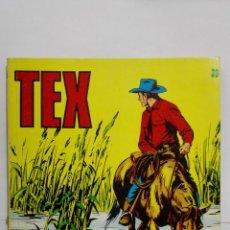 Cómics: TEX Nº 39, LA RUTA DEL NORTE, EDICIONES BURU LAN 1972. Lote 155591350