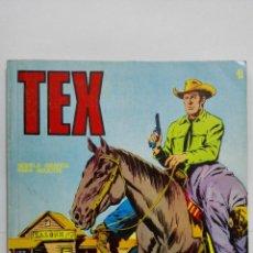 Cómics: TEX Nº 41, TRAS LAS HUELLAS DE KIT, EDICIONES BURU LAN 1972. Lote 155591554