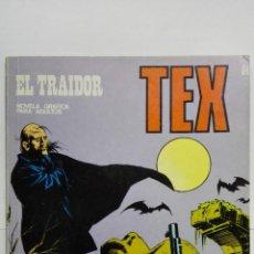Cómics: TEX Nº 54, EL TRAIDOR, EDICIONES BURU LAN 1972. Lote 155593454
