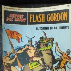 Cómics: LOTE 14 COMICS FLASH GORDON BURULAN . Lote 155598078