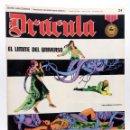 Cómics: DRÁCULA 24. EL LÍMITE DEL UNIVERSO (ESTEBAN MAROTO) BURULAN BURU LAN, 1970. Lote 155653686