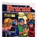 Cómics: DRÁCULA 43. EL MISTERIO DEL BUICK AZUL (ESTEBAN MAROTO) BURULAN BURU LAN, 1970. Lote 155653706