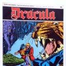 Cómics: DRÁCULA 45. EL ZOO DE CRYSTAL (ESTEBAN MAROTO) BURULAN BURU LAN, 1970. Lote 155653714