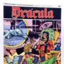 Cómics: DRÁCULA 46. LOS CAZADORES (ESTEBAN MAROTO) BURULAN BURU LAN, 1970. Lote 155653718