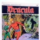 Cómics: DRÁCULA 55. PERDIDOS EN EL TIEMPO (ESTEBAN MAROTO) BURULAN BURU LAN, 1970. Lote 155653734
