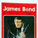 Cómics: COLECCIÓN AGENTES SECRETOS. JAMES BOND FASCÍCULO 1 (IAN FLEMING / HORAK) BURULAN BURU LAN, 1974. Lote 155653754