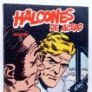 Cómics: HALCONES DE ACERO ALBUM 4. EL SECUESTRO (JOHN DIXON) BURULAN BURU LAN, 1973. Lote 155653786