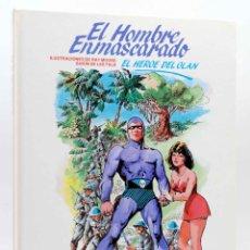 Cómics: EL HOMBRE ENMASCARADO 3. EL HÉROE DEL OLAN (RAY MOORE / LEE FALK) BURULAN BURU LAN, 1983. Lote 155653798