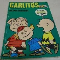 Cómics: CARLITOS Y LOS CEBOLLITAS --SALLY SE ENAMORA - NO 17- BURULAN EDICIONES 1972. Lote 155834762