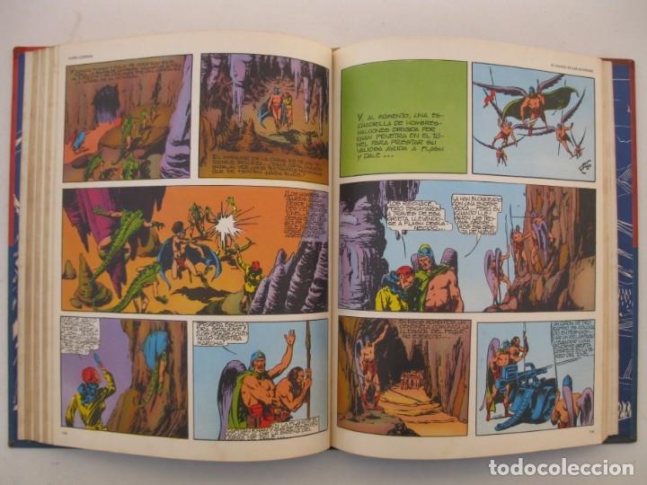 Cómics: FLASH GORDON - EL RAYO CELESTE - TOMO Nº 1 - HÉROES DEL CÓMIC - BURU LAN DE EDICIONES - AÑO 1972. - Foto 2 - 155939926
