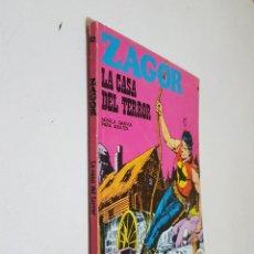 Cómics: ZAGOR. Nº 42. BURU LAN.. Lote 156546242