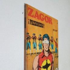 Cómics: ZAGOR. Nº 47. BURU LAN.. Lote 156547146