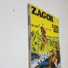 Cómics: ZAGOR. Nº 46. BURU LAN.. Lote 156547802