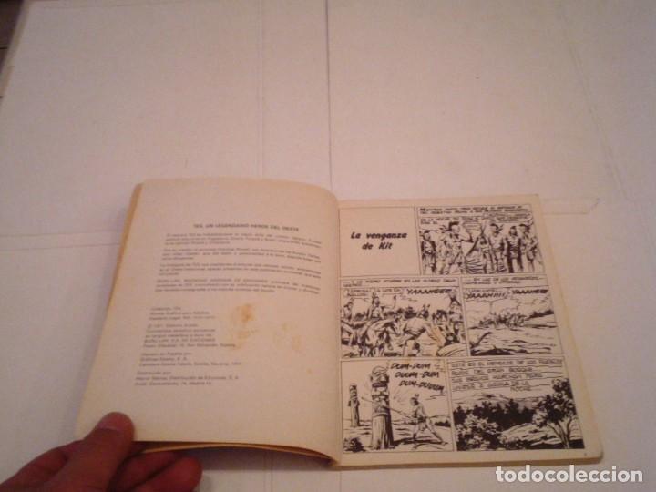 Cómics: TEX - BURU LAN - NUMERO 9 - LA VENGANZA DE KIT - BUEN ESTADO - GORBAUD - CJ 105 - Foto 3 - 156595458