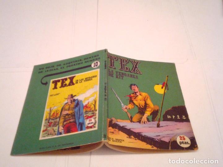 Cómics: TEX - BURU LAN - NUMERO 9 - LA VENGANZA DE KIT - BUEN ESTADO - GORBAUD - CJ 105 - Foto 6 - 156595458