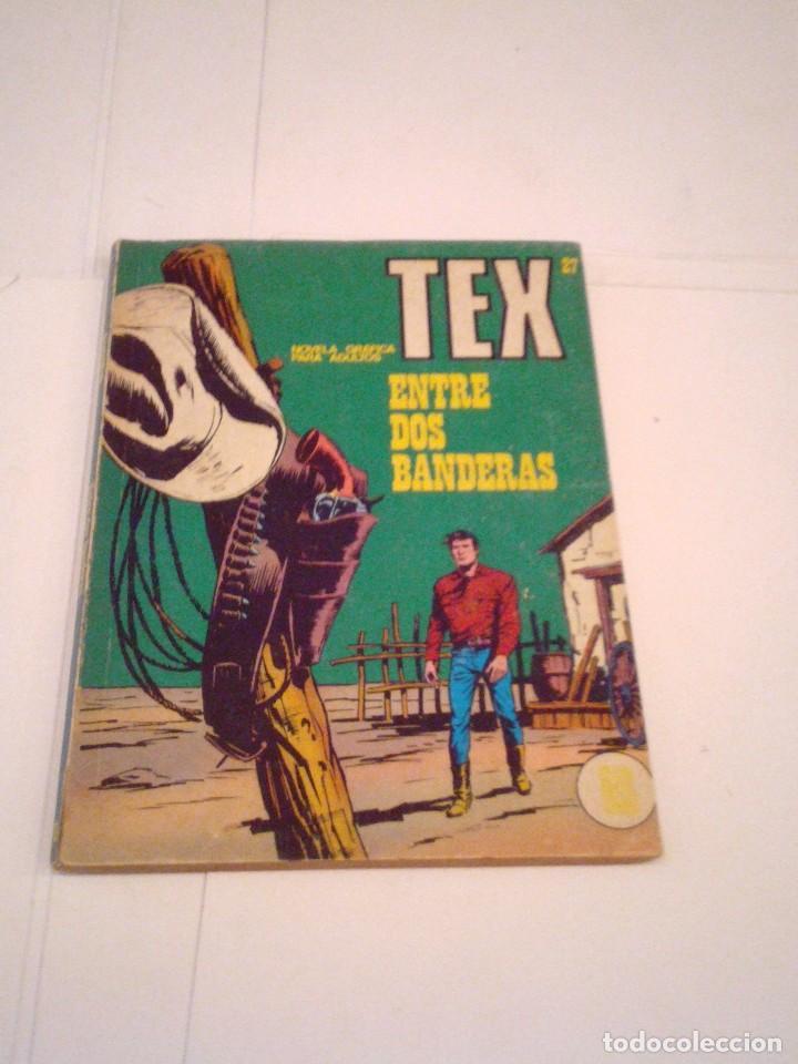 TEX - BURU LAN - NUMERO 27 - LA VENGANZA DE KIT - BUEN ESTADO - GORBAUD - CJ 105 (Tebeos y Comics - Buru-Lan - Tex)
