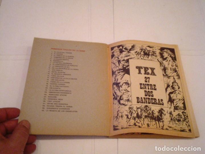 Cómics: TEX - BURU LAN - NUMERO 27 - LA VENGANZA DE KIT - BUEN ESTADO - GORBAUD - CJ 105 - Foto 2 - 156595518