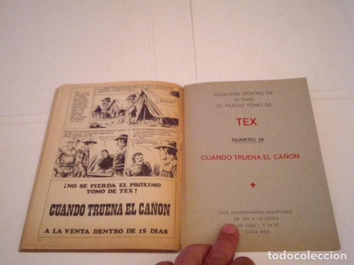 Cómics: TEX - BURU LAN - NUMERO 27 - LA VENGANZA DE KIT - BUEN ESTADO - GORBAUD - CJ 105 - Foto 5 - 156595518