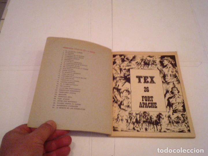 Cómics: TEX - BURU LAN - NUMERO 26 - LA VENGANZA DE KIT - BUEN ESTADO - GORBAUD - CJ 105 - Foto 2 - 156595630