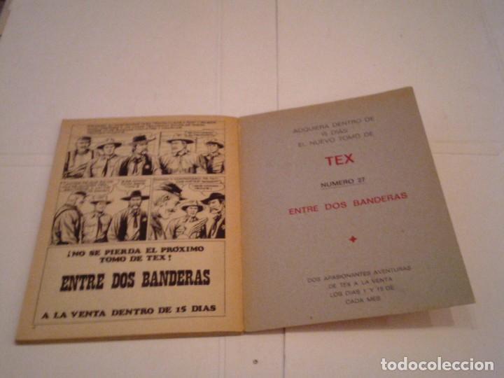 Cómics: TEX - BURU LAN - NUMERO 26 - LA VENGANZA DE KIT - BUEN ESTADO - GORBAUD - CJ 105 - Foto 5 - 156595630