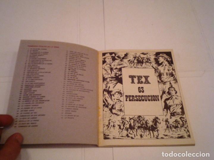 Cómics: TEX - BURU LAN - NUMERO 63 - LA VENGANZA DE KIT - BUEN ESTADO - GORBAUD - CJ 105 - Foto 2 - 156596046