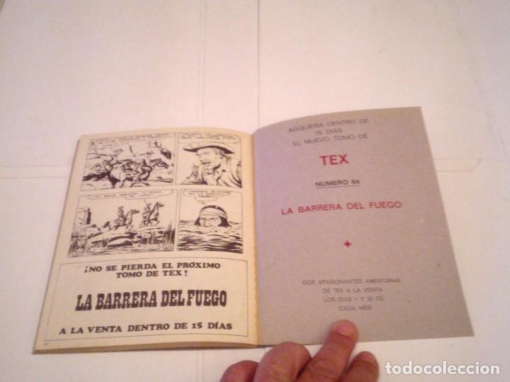 Cómics: TEX - BURU LAN - NUMERO 63 - LA VENGANZA DE KIT - BUEN ESTADO - GORBAUD - CJ 105 - Foto 4 - 156596046