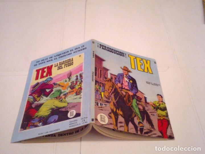 Cómics: TEX - BURU LAN - NUMERO 63 - LA VENGANZA DE KIT - BUEN ESTADO - GORBAUD - CJ 105 - Foto 5 - 156596046