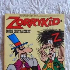 Cómics: ZORRYKID - ZORRY CONTRA ZORRY N. 2. Lote 156690230