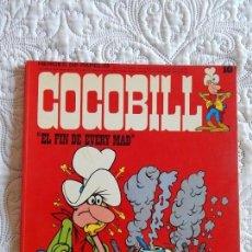 Cómics: COCOBILL - EL FIN DE EVERY MAD - HEROES DE PAPEL -13 NUMERO -10. Lote 156690538