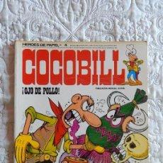 Cómics: COCOBILL - LOS SIETE PISTOLEROS - HEROES DE PAPEL -4 NUMERO - 4. Lote 156692826